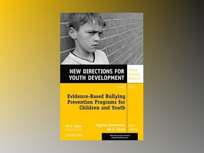 Evidence-Based Bullying Prevention Programs for Children and Youth, Number av YD