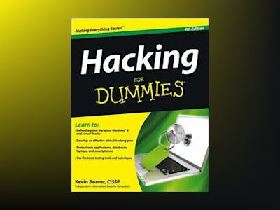 Hacking For Dummies, 4th Edition av Kevin Beaver
