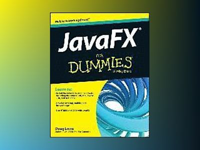 JavaFX For Dummies av Wiley