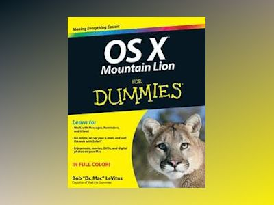 OS X Mountain Lion For Dummies av Bob LeVitus