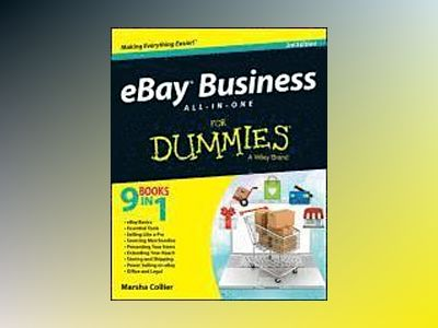 eBay Business All-in-One For Dummies, 3rd Edition av Marsha Collier