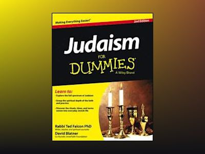 Judaism For Dummies, 2nd Edition av Rabbi Ted Falcon