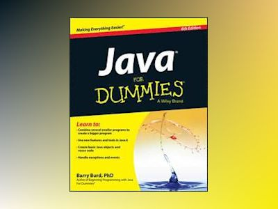 Java For Dummies, 6th Edition av Barry Burd
