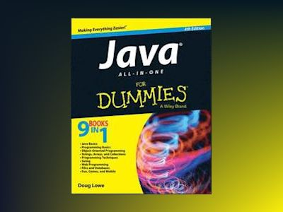Java All-in-One For Dummies, 4th Edition av Doug Lowe
