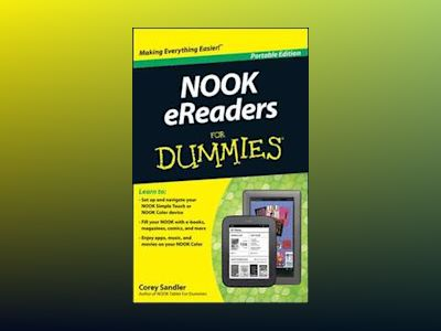 NOOK eReaders For Dummies, Portable Edition av Corey Sandler