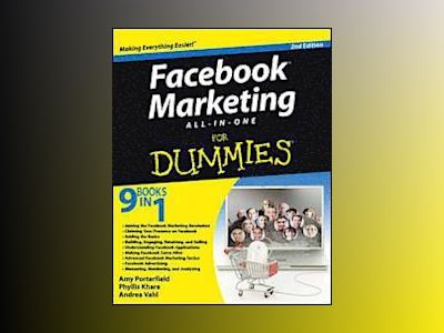 Facebook Marketing All-in-One For Dummies, 2nd Edition av Amy Porterfield