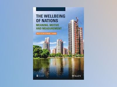 The Wellbeing of Nations: Meaning, Motive and Measurement av Paul Allin