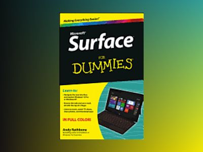 Surface For Dummies av Andy Rathbone