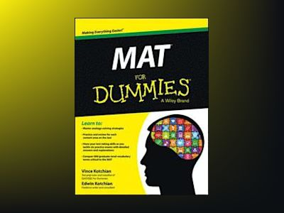 MAT For Dummies av Vince Kotchian