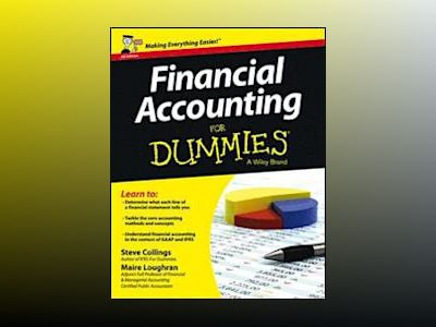 Financial Accounting For Dummies, UK Edition av Steven Collings