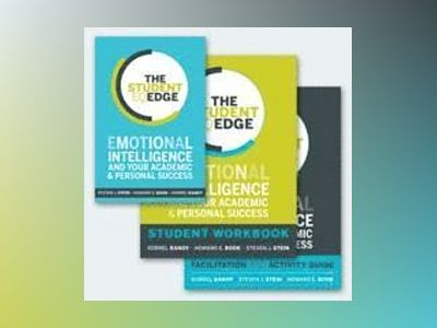 The Student EQ Edge Facilitator Set av Steven J. Stein