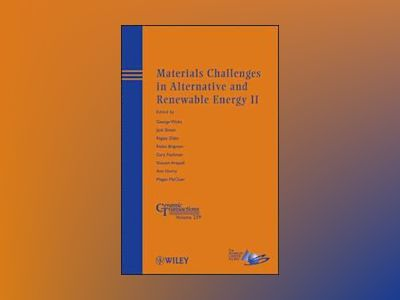 Materials Challenges in Alternative and Renewable Energy II: Ceramic Transa av George Wicks