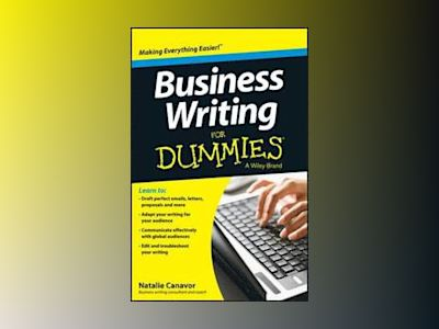 Business Writing For Dummies av Natalie Canavor