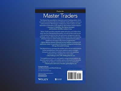 Master Traders: Strategies for Superior Returns from Today s Top Traders av Fari Hamzei