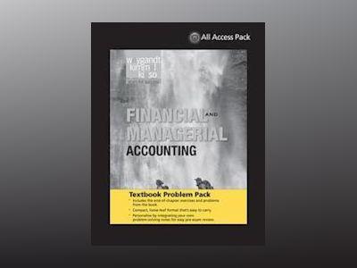 Textbook Problem Pack to accompany Weygandt Financial & Managerial Accounti av Jerry J. Weygandt