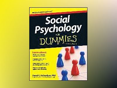 Social Psychology For Dummies av Daniel Richardson