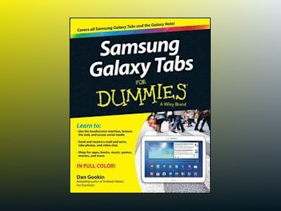 Samsung Galaxy Tabs For Dummies av Dan Gookin