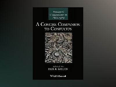 A Concise Companion to Confucius av Paul R. Goldin