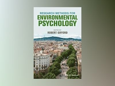 Research Methods for Environmental Psychology av Robert Gifford
