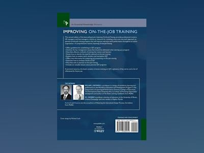 Improving On-the-Job Training: How to Establish and Operate a Comprehensive av William J. Rothwell