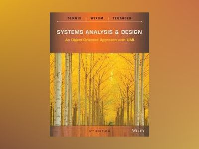 Systems Analysis and Design with UML, 5th Edition av Alan Dennis