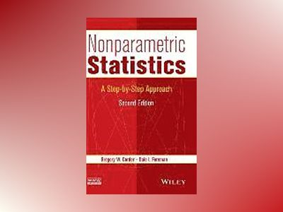 Nonparametric Statistics: A Step-by-Step Approach, 2nd Edition av Gregory W. Corder