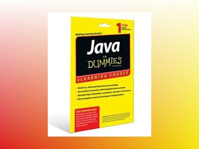 Java For Dummies eLearning Course Access Code Card (12 Month Subscription) av John Paul Mueller