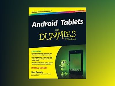 Android Tablets For Dummies, 2nd Edition av Dan Gookin