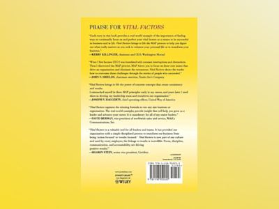 Vital Factors: The Secret to Transforming Your Business - And Your Life av Lee Froschheiser