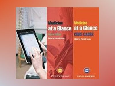 Medicine at a Glance 4th Edition Text and Cases Bundle av Patrick Davey