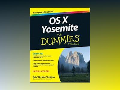 OS X Yosemite For Dummies av Bob LeVitus