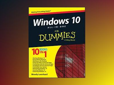 Windows 10 All-in-One For Dummies av Woody Leonhard
