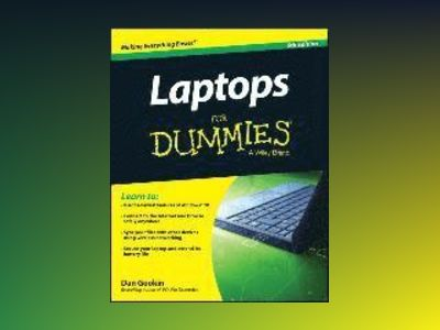 Laptops For Dummies, 6th Edition av Dan Gookin