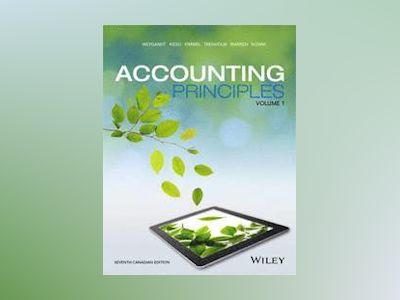 Accounting Principles, Volume 1, 7th Canadian Edition av Jerry J. Weygandt