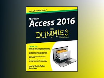 Access 2016 For Dummies av Laurie Ulrich Fuller