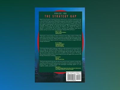 The Strategy Gap: Leveraging Technology to Execute Winning Strategies av Michael Coveney