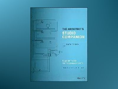 The Architect's Studio Companion: Rules of Thumb for Preliminary Design, 6t av Edward Allen