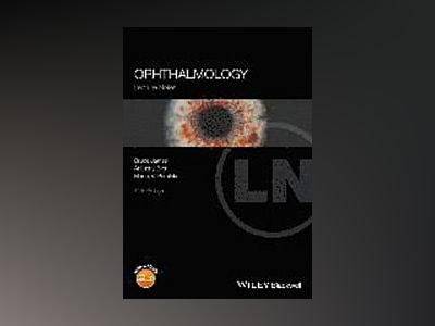 Lecture Notes Ophthalmology, 12th Edition av Bruce James
