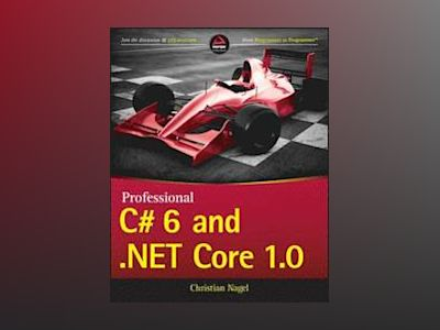 Professional C# 6.0 av Christian Nagel