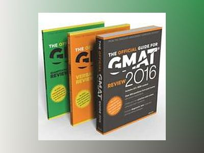 GMAT 2016 Official Guide BUNDLE av GMAC