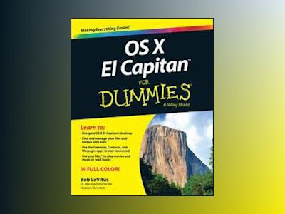 OS X El Capitan For Dummies av Bob LeVitus