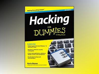 Hacking For Dummies, 5th Edition av Kevin Beaver