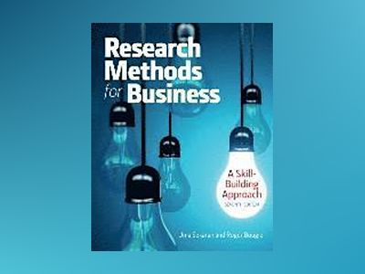 Research Methods For Business: A Skill Building Approach Seventh Edition av Uma Sekaran