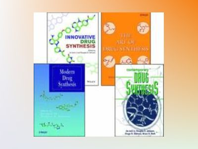 Drug Synthesis Book Set av Jie Jack Li