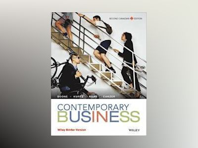Contemporary Business, Binder Ready Version, 2nd Canadian Edition av Louis E. Boone
