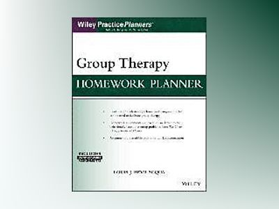 Group Therapy Homework Planner with Download ePub av Louis J. Bevilacqua