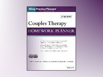 Couples Therapy Homework Planner, Second Edition with Download av Gary M. Schultheis