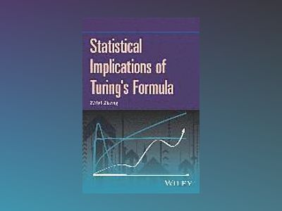 Statistical Implications of Turing's Formula av Zhiyi Zhang