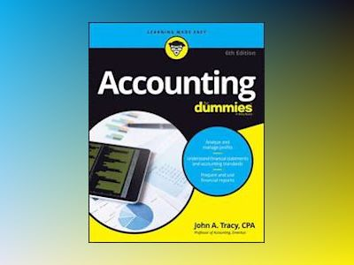 Accounting For Dummies, 6th Edition av John A. Tracy