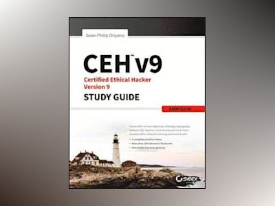 CEHv9: Certified Ethical Hacker Version 9 Study Guide av Sean-Philip Oriyano